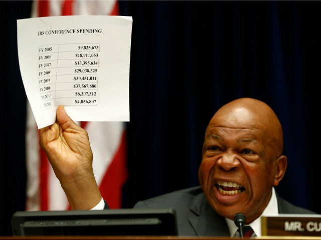 Elijah Cummings Gives Oscar-Worthy Performance in IRS Hearing Freakout