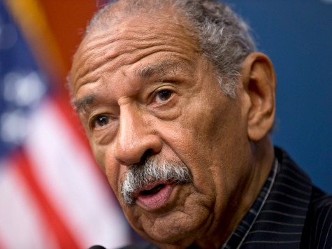 Long-Time Dem Rep. John Conyers Fails to Qualify for Election Ballot