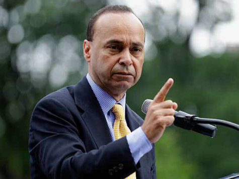 Luis Gutierrez to Push Amnesty in Eric Cantor's Backyard