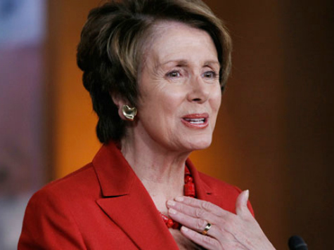 Nancy Pelosi Says American Women Always Victims: 'Starved,' 'Force-Fed'