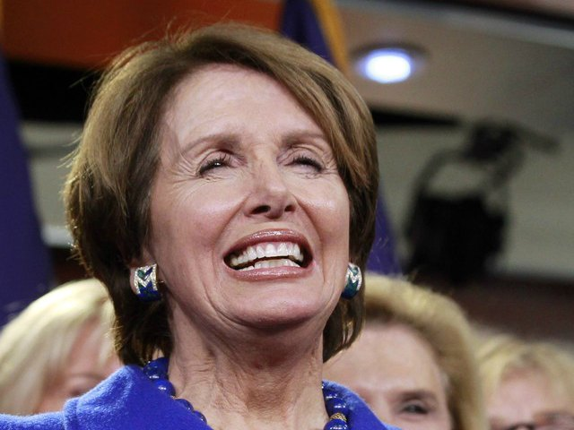 Pelosi Forced to Deny Retirement Rumors