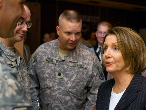 Nancy Pelosi: Can't Say for Sure VA Deaths Are a 'Scandal'