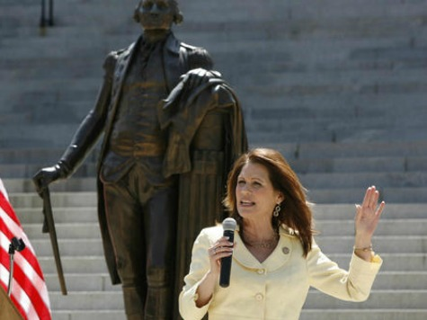 Michele Bachmann: Obama Will Grant Executive Amnesty to Terrorists in US