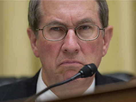 House Judiciary Chairman Bob Goodlatte Ready to 'Move Now' on Amnesty Legislation
