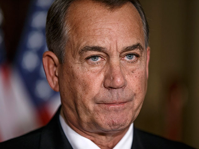 Boehner: I Told Obama He's 'Damaging The Presidency Itself'