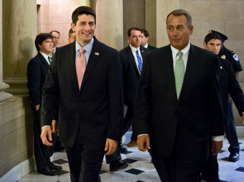 Zuckerberg Features Paul Ryan, John Boehner, Kevin McCarthy in Video to Pressure GOP on Amnesty