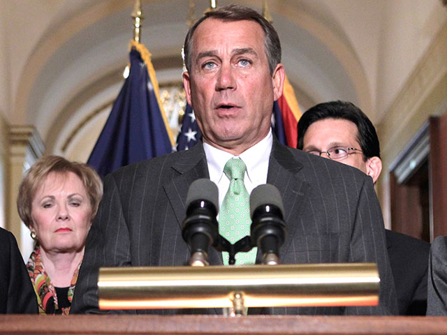 Is Boehner Ready for Obama's Planned Constitutional Crisis?