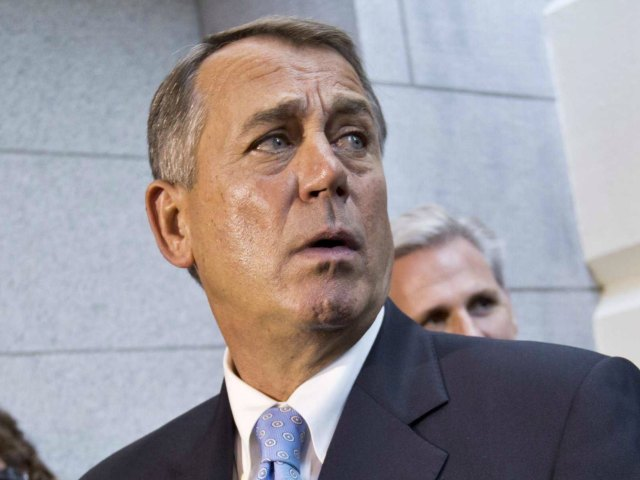 Boehner Not Optimistic About Border Bill