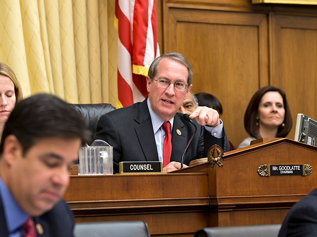 Goodlatte, Chaffetz Introduce Another Border Crisis Bill