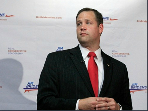 Rep. Jim Bridenstine Warns Inflation Is Coming