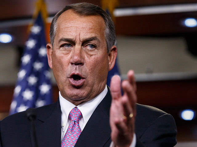 Speaker Boehner Explodes: When is Obama Going to Take Responsibility For Border Crisis?