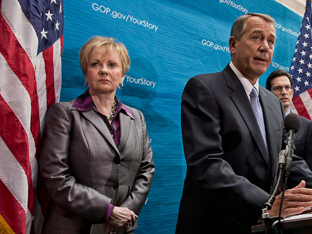 Boehner Border Group Offers Plan