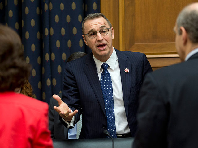 Rep. Matt Salmon on Obama's Border Request: 'There Is Just So Much Hypocrisy'