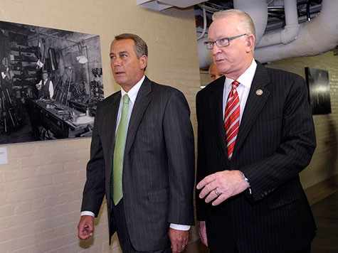 Key Republicans Balk As Debate Erupts Over Immigration Bill In NDAA