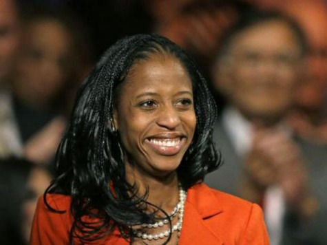 Mia Love Celebrates Big Victory in Utah: 'I Wasn't Elected Because Of The Color Of My Skin'