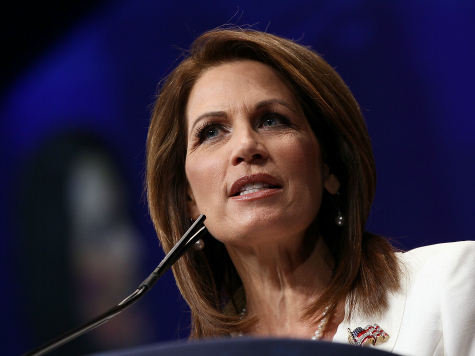 'We Will Not Engage': Michele Bachmann Reveals GOP Plans to Ignore Executive Amnesty
