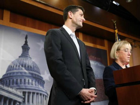 Paul Ryan Won't Challenge Eric Cantor for House Speaker