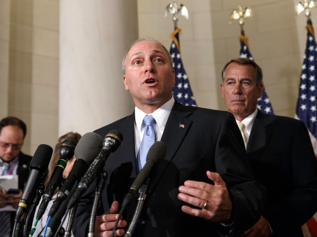 GOP Meets To Decide Executive Amnesty Response