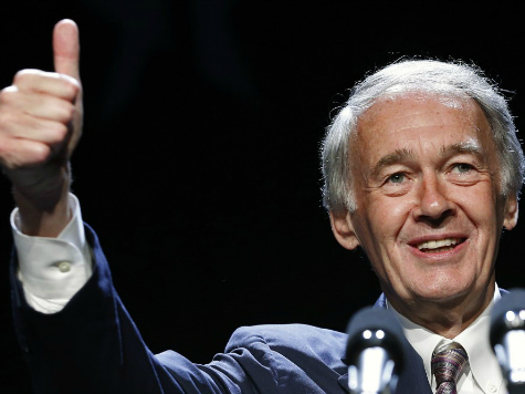 Dem Senator Ed Markey Wants Smart Gun Technology Because it Worked for James Bond