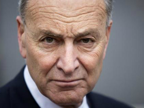 Schumer: Immigration Reform Stalled by Tea Party Racism