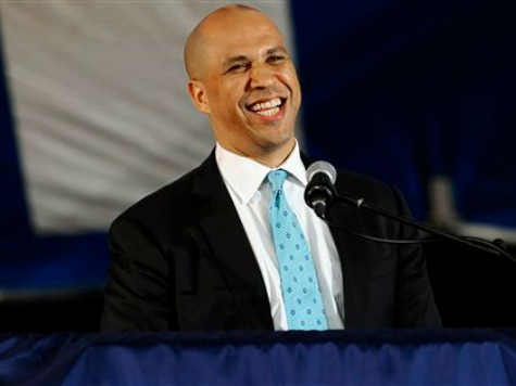 Gun Control Supporter Cory Booker Campaigns for Mary Landrieu in Louisiana