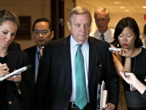 Sen. Dick Durbin Calls on Pentagon to Enlist DREAMers