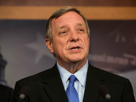 Dick Durbin: Amnesty Bill Will Help Contain Ebola