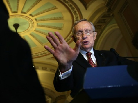Harry Reid Looks to Change Senate Rules to Ram Through Obama Nominees