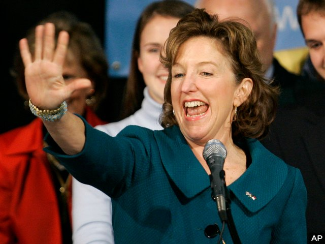 Vulnerable Kay Hagan Plans to Skip Obama Speech in North Carolina, Her Home State