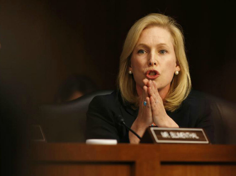Subcommittee Rejects Sen. Kirsten Gillibrand's Military Sexual Assault Bill