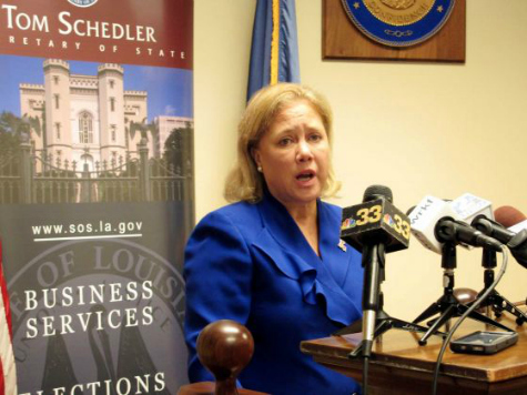 Another Legal Challenge to Landrieu's Senate Candidacy in Louisiana