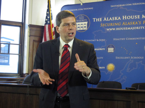 "Mark Begich: ""It Doesn't Make Any Sense for Us to Go Back in the Middle East"""