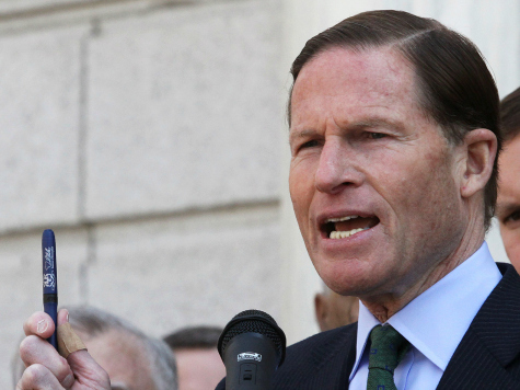 Senator Richard Blumenthal: Santa Barbara Attacks Should Revive Gun Control