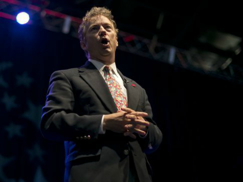 Rand Paul Rips Obama As Immigration Becomes Major 2016 Issue