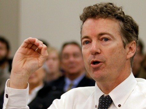 Rand Paul on His Ferguson Police Op-Ed: 'It's Not a Purposeful Racism'