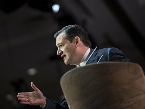Ted Cruz Stands with Israel in the Holy Land
