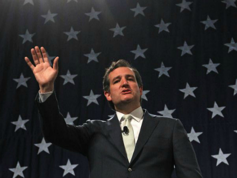 Ted Cruz Cites Cicero: 'How Long Is That Madness Of Yours Still to Mock Us?'
