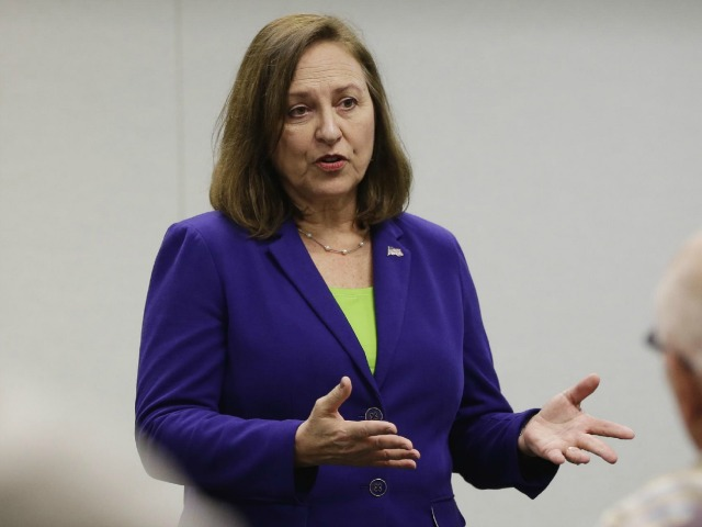 Senator Deb Fischer: Border Crisis Will Worsen When 'Temperatures Cool'