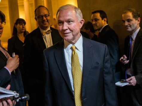 Jeff Sessions to Mount Anti-Amnesty Push on Senate Floor