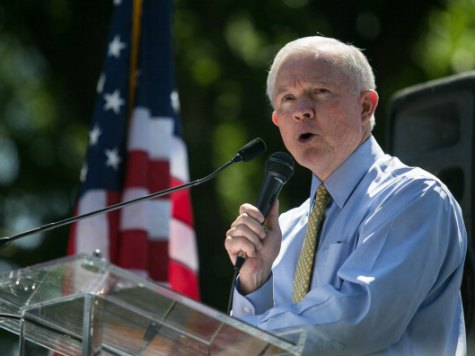 Sen. Jeff Sessions: Amnesty Advocates Will 'Hollow Out' Middle Class Even More