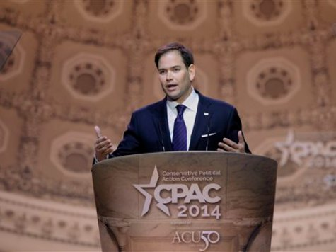 Marco Rubio Silent on Immigration at CPAC