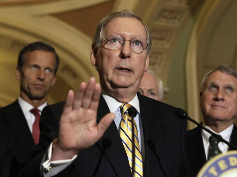 Mitch McConnell: Amnesty Not Happening in 2014