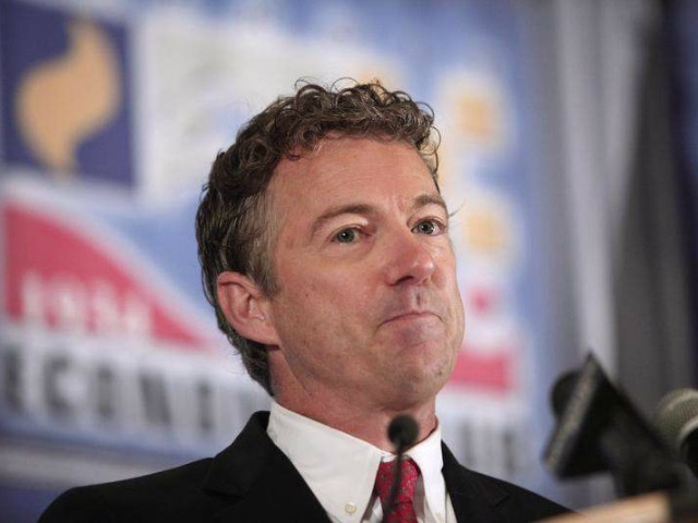 Rand Paul: 'Overwhelm the Government' with Class-Action Suit Against Obama's NSA
