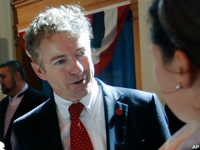 New Hampshire 2016 Poll: Rand Paul Leads Crowded GOP Pack