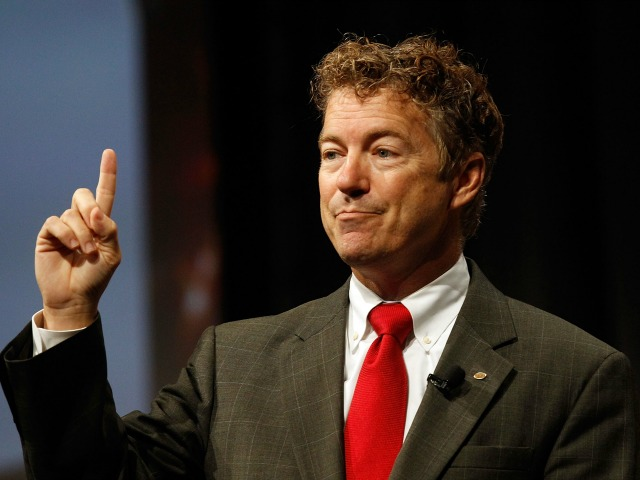 Rand Paul Vows to Repeal Every Prior Executive Order if Elected President