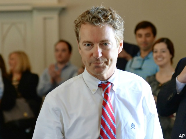 Report: Rand Paul Apologized after Declaring 'Chamber of Commerce Republican' Won't Win White House
