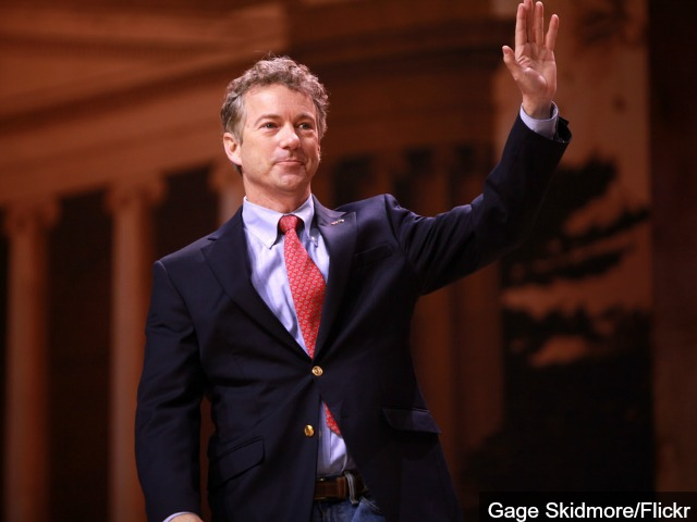 Rand Paul Wins Second Consecutive CPAC Straw Poll