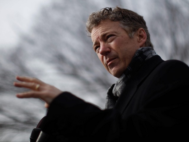 Exclusive-Rand Paul: Stop Warping Reagan's Foreign Policy