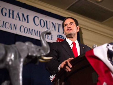 Marco Rubio, GOP Leaders: We'll 'Absolutely' Try Again on Amnesty If We Gain Control of Senate