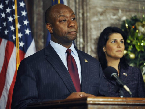 Sen. Tim Scott: NAACP Leader Engaging in 'Philosophical Bigotry'